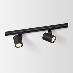 SQUBE on track 1.0 | Ceiling-mounted spotlights | Wever & Ducré