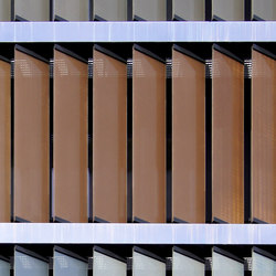 SEFAR® Architecture VISION PR 260/25 Copper | In-situ | Facade cladding | Sefar