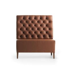 Linear 02451K | 02453K | Elementi di sedute componibili | Montbel