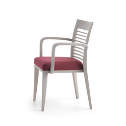 Logica 00925 | Visitors chairs / Side chairs | Montbel