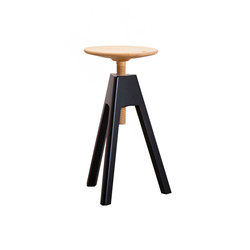 Vitos Stool medium | Hocker | miniforms