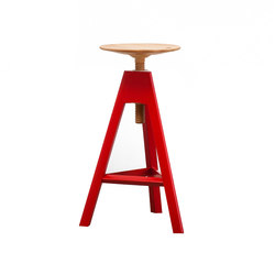 Vitos Stool high | Hocker | miniforms