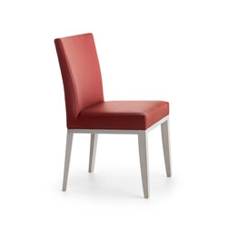 Logica 00934 | Visitors chairs / Side chairs | Montbel