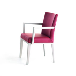Logica 00935 | Visitors chairs / Side chairs | Montbel