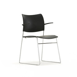 Elios HD405A | Visitors chairs / Side chairs | Senator