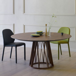 Acco tavolo | Dining tables | miniforms