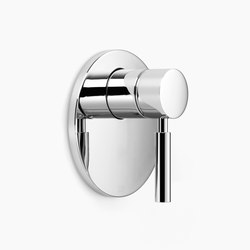 Tara. Logic - Concealed single-lever mixer without diverter | Shower controls | Dornbracht
