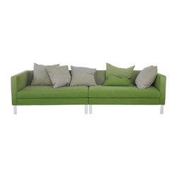 Quadro Sofa | Sofas | Designers Guild