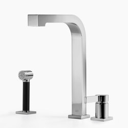 Maro - Two-hole mixer | Kitchen taps | Dornbracht