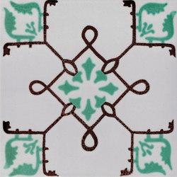 LR 20 Manganese verde | Baldosas de cerámica | La Riggiola