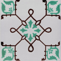 LR 20 Manganese verde | Floor tiles | La Riggiola