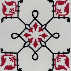 LR 20 Nero Rosso | Baldosas de cerámica | La Riggiola