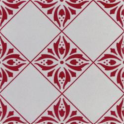 LR 22 Rosso | Piastrelle/mattonelle per pavimenti | La Riggiola