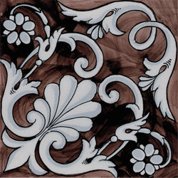 LR 60 manganese | Piastrelle ceramica | La Riggiola