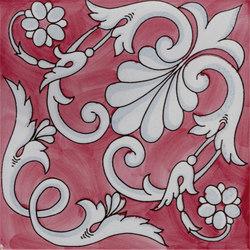 LR 60 rosso | Piastrelle ceramica | La Riggiola