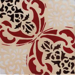 Selezionata di piastrelle mattonelle per pavimenti colore - La riggiola piastrelle ...