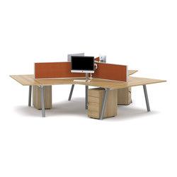 Crossover SC3 CONFIG1 | Desking systems | Senator