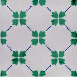 LR 163 verde blu | Piastrelle ceramica | La Riggiola