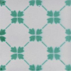 LR 163 verde | Piastrelle ceramica | La Riggiola