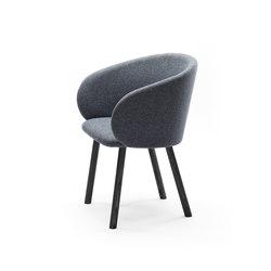 NASU | Restaurant chairs | Zilio Aldo & C