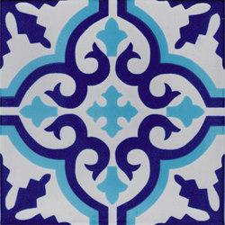 LR 12541 Essaouira blu turchese | Bodenfliesen | La Riggiola