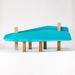 Ilot | Exterior benches | TF URBAN