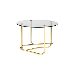 Matégot Glass Coffee table | Mesas auxiliares | GUBI