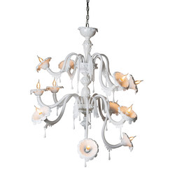 AU REVOIR Chandelier 11 arms | General lighting | Karman