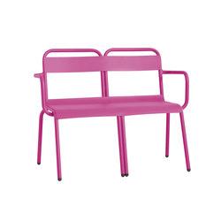 Biarritz bench | Garden benches | iSimar