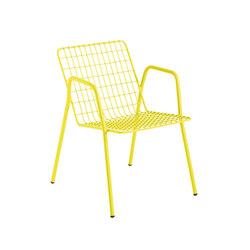 Riviera armchair | Restaurant chairs | iSimar