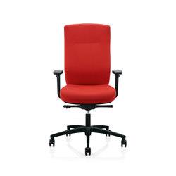 Forma | Swivel chair | Sedie girevoli da lavoro | Züco