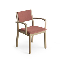 Sintesi 01522 | Visitors chairs / Side chairs | Montbel
