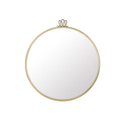 Randaccio Mirror Ø60 | Miroirs | GUBI