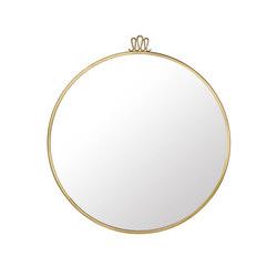Randaccio Mirror Ø70 | Specchi | GUBI