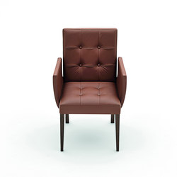 Zenith 01639 | 01639X | Visitors chairs / Side chairs | Montbel