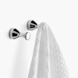 Madison - Hooks | Towel rails | Dornbracht