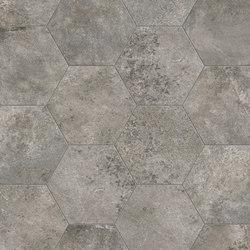 Rewind | Sage Esagona | Carrelage pour sol | Ceramica Magica