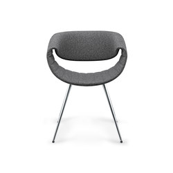 Little Perillo | Public-arena chair | Visitors chairs / Side chairs | Züco