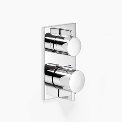 Deque - Concealed thermostat USA | Shower taps / mixers | Dornbracht
