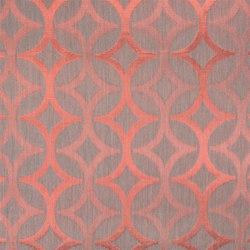 Amaya Fabrics | Koshi - Scarlet | Curtain fabrics | Designers Guild