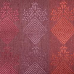 Amaya Fabrics | Purachina - Scarlet | Curtain fabrics | Designers Guild