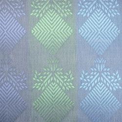 Amaya Fabrics | Purachina - Turquoise | Curtain fabrics | Designers Guild