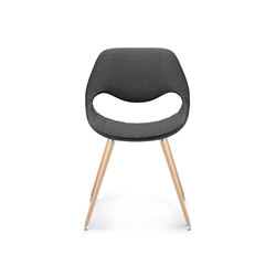 Little Perillo XS | Public-arena chair | Sedie visitatori | Züco