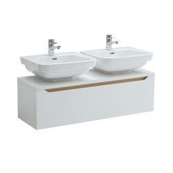 Modernaplus  | Waschtischunterbau | Unterschränke | Laufen