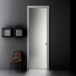 Aladin Pocket Frame | Internal doors | Glas Italia