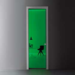 Aladin Pocket Frame Mono | Glass room doors | Glas Italia