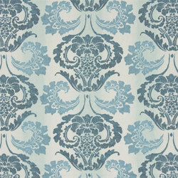 Astrakhan Fabrics | Byzantium - Celadon | Tissus pour rideaux | Designers Guild