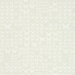 Nouveaux Mondes Fabrics | Light Rio - Opale | Tejidos para cortinas | Designers Guild