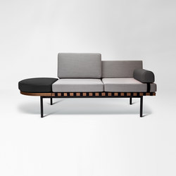 Grid | daybed | Lounge sofas | Petite Friture
