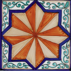 LR PO Arabo 4 | Piastrelle ceramica | La Riggiola